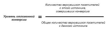 Формула мульканальной последовательности